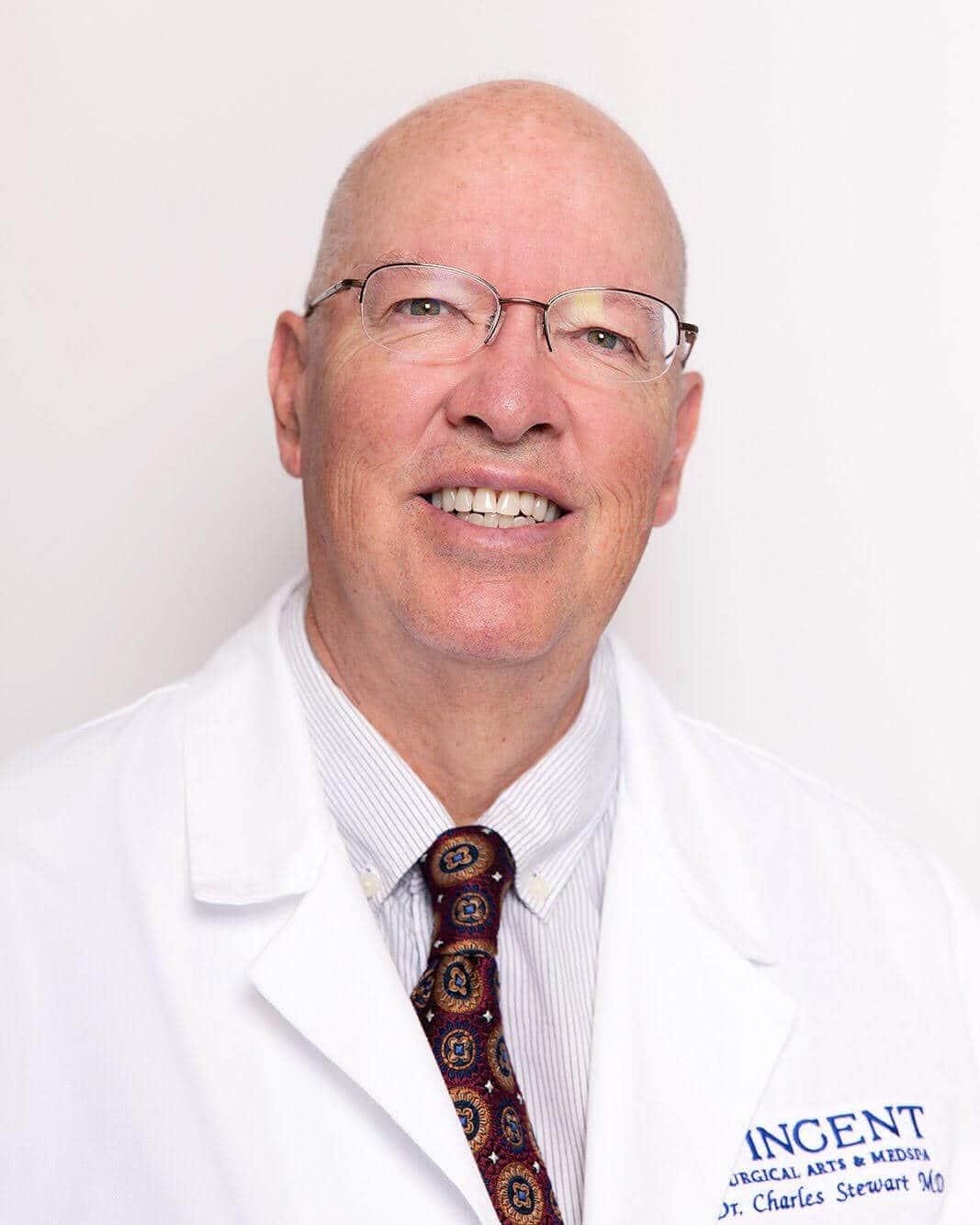 Dr Charles Stewart MD